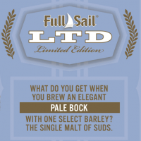 Full Sail LTD No. 4 Pale Bock