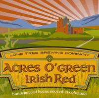 Lone Tree Acres O' Green Irish Red Ale