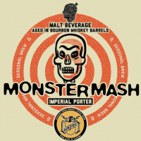 Lompoc Bourbon Barrel-aged Monster Mash Imperial Porter