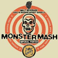 Lompoc Bourbon Barrel-aged Monster Mash Imperial Porter