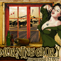 Dominion Morning Glory Espresso Stout