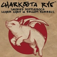 New Holland Charkoota Rye Brandy Barrel-aged Smoked Dopplebock