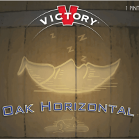 Victory Oak Horizontal Bourbon Barrel-aged Barleywine