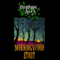 Odd Side Morningwood Bourbon Barrel-aged Stout