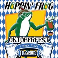 Hoppin' Frog Froggy Style Oktoberfest Lager