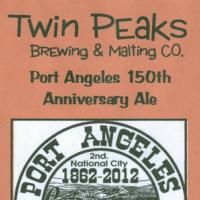 Twin Peaks Port Angeles 150th Anniversary Ale