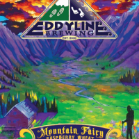 Eddyline Mountain Fairy Raspberry Wheat