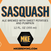 Milwaukee Sasquash Pumpkin Porter
