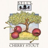 bells cherry stout label
