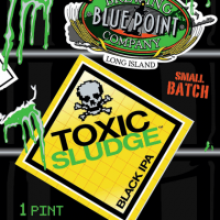 Blue Point Toxic Sludge Black IPA