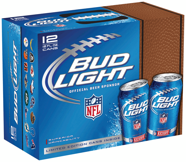 Exceptional Bud Light Nfl Cans 12pk Amazing Pictures