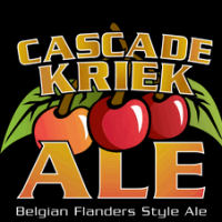 Cascade Kriek Ale label