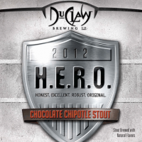 duclaw hero 12 chocolate chipotle stout