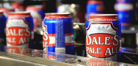 oskar blues dales canning line pic