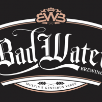 Bad Water Brewing logo