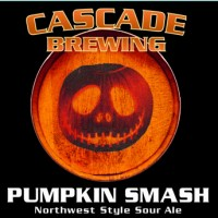 Cascade Pumpkin Smash Rum Barrel Aged Sour Ale