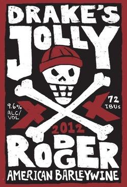 Drake's Jolly Rodger American Barleywine (2012)