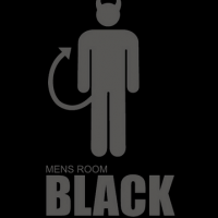 Elysian Men's Room Black Imperial Ale