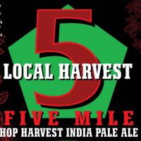 Five Mile Hop Harvest IPA