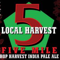 Five Mile Hop Harvest IPA