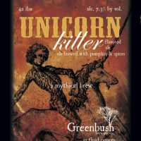 Greenbush Unicorn Killer Pumpkin Ale