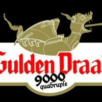 Gulden Draak 9000 Quadruple label