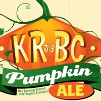 Kern River Pumpkin Ale label