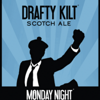 Monday Night Drafty Kilt Scotch Ale