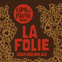 New Belgium La Folie Sour Brown Ale 2013