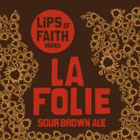 New Belgium La Folie Sour Brown Ale 2013