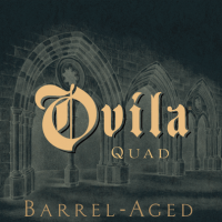 Ovila Abbey Brandy Barrel-Aged Quad