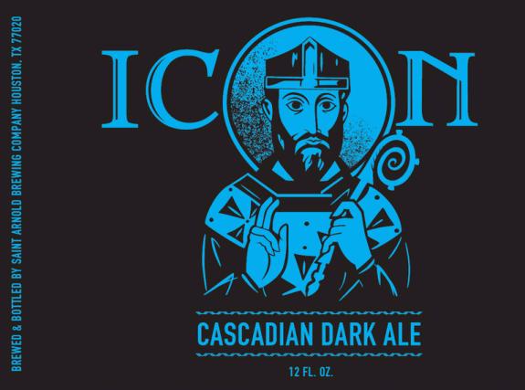 Saint Arnold ICON Cascadian Dark Ale