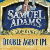 Samuel Adams Double Agent IPL (India Pale Lager)