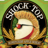 Shock Top Honeycrisp Apple Wheat