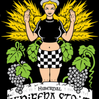 Ska Hibernal Vinifera Stout can