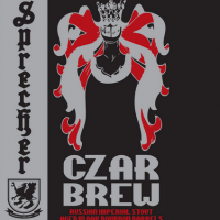 Sprecher Czar Brew Bourbon Barrel Aged Russian Imperial Stout
