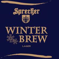 Sprecher Winter Brew Lager