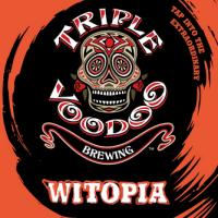 Triple Voodoo Witopia Belgian Witbier
