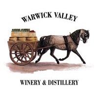 Warwick Valley Winery and Distillery logo