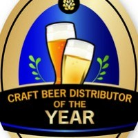 craft distributor of the year 2012 logo
