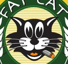 fat cat beer co logo