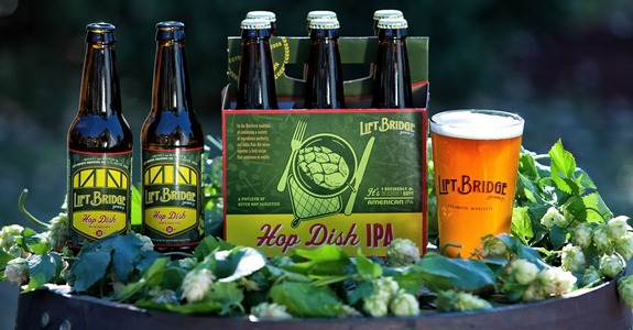 Lift Bridge Hop Dish IPA photo