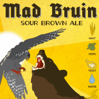 Driftwood Mad Bruin Sour Brown Ale