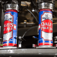 oskar blues dales pale ale label