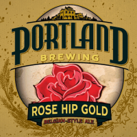portland rose hip gold belgian ale