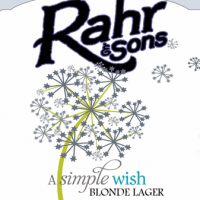 Rahr A Simple Wish Blonde Lager
