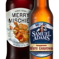 samuel adams white christmas merry mischief gingerbread stout to debut - White Christmas Sam Adams