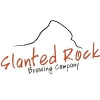 slanted rock brewing logo