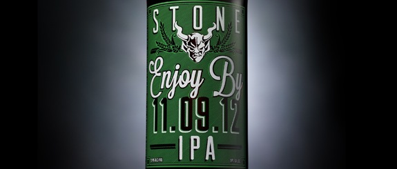 stone enjoy by 11.09.12 ipa