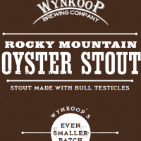 wynkoop rocky mountain oyster stout crop
